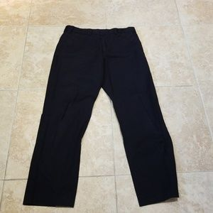 Express producer black chinos 32x30